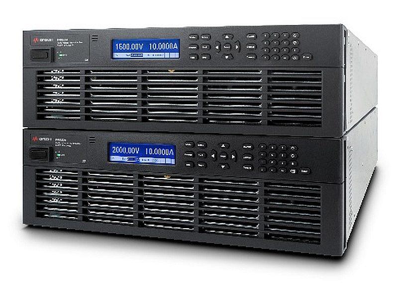 Simulateurs de réseaux photovoltaïques PV8900 de Keysight.