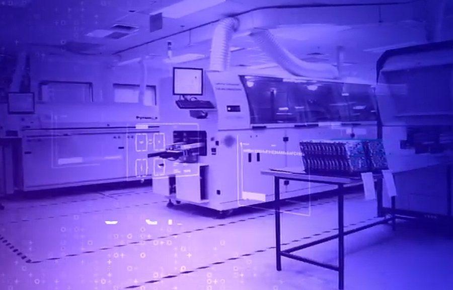 Plateforme d'analyse de données de fabrication électronique d'OptimalPlus.