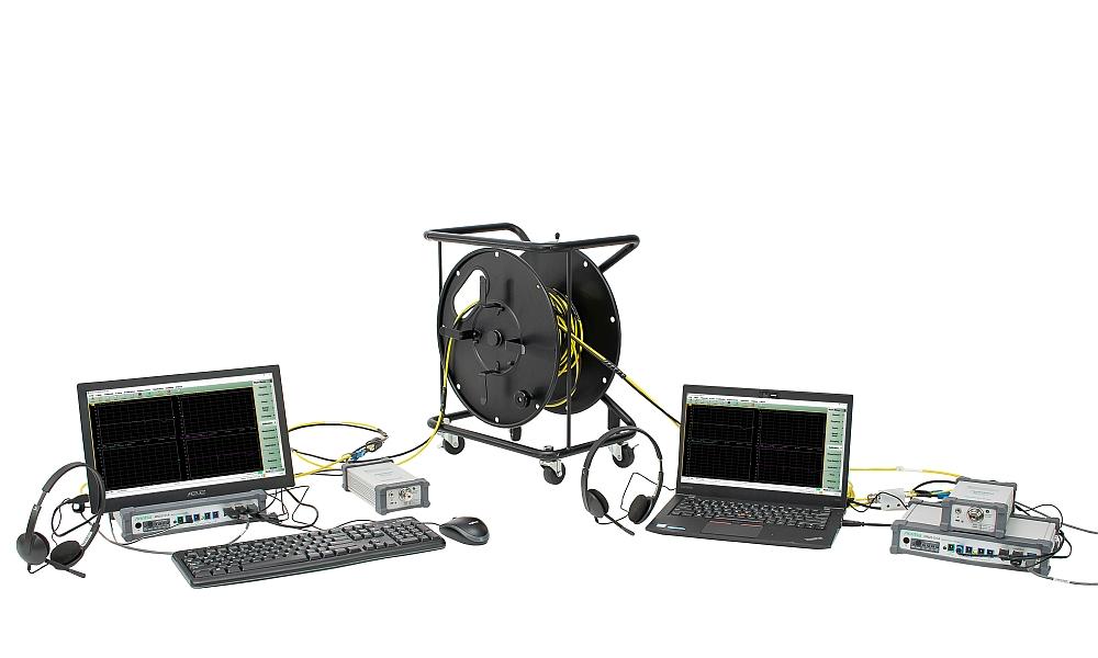 Analyseur de réseau vectoriel ShockLine ME7868A d'Anritsu