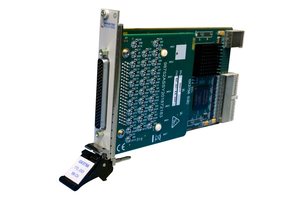Carte PXI avec FPGA embarqué GX3756 de Marvin Test Solutions