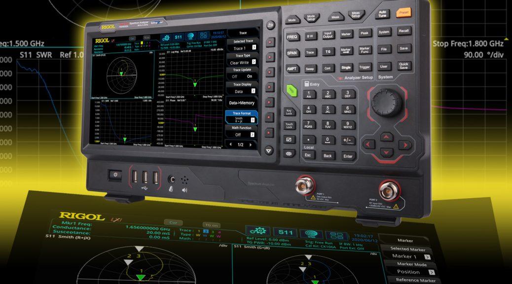 Analyseur de spectre RSA5000 de Rigol