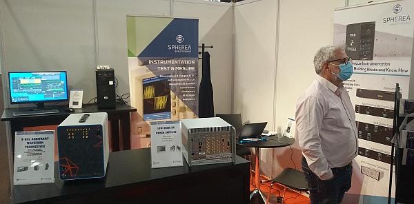 Spherea sur salon RF & Microwave 2020