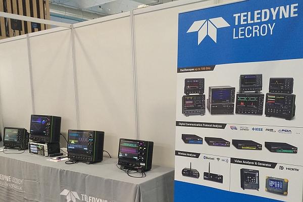Teledyne Lecroy sur salon RF & Microwave 2020