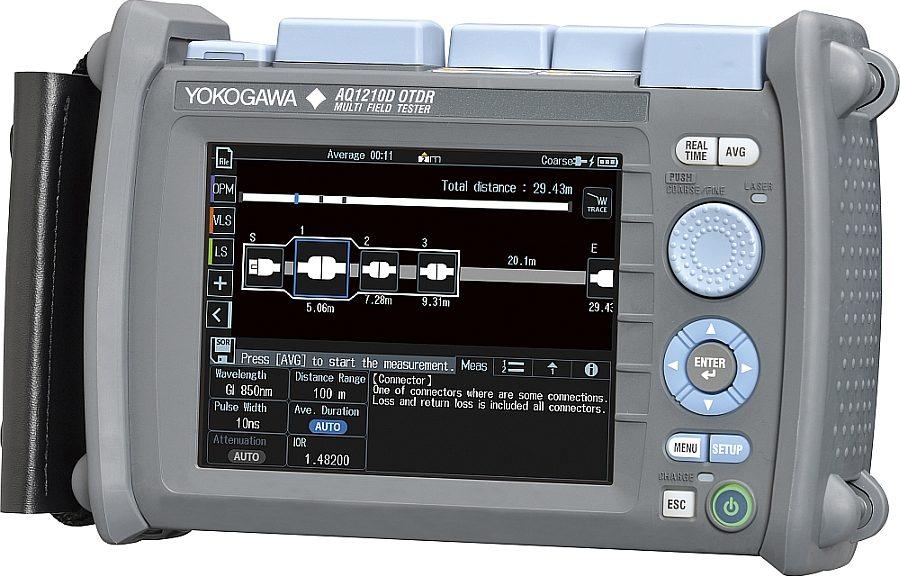 Réflectomètre optique portable AQ1210D de Yokogawa