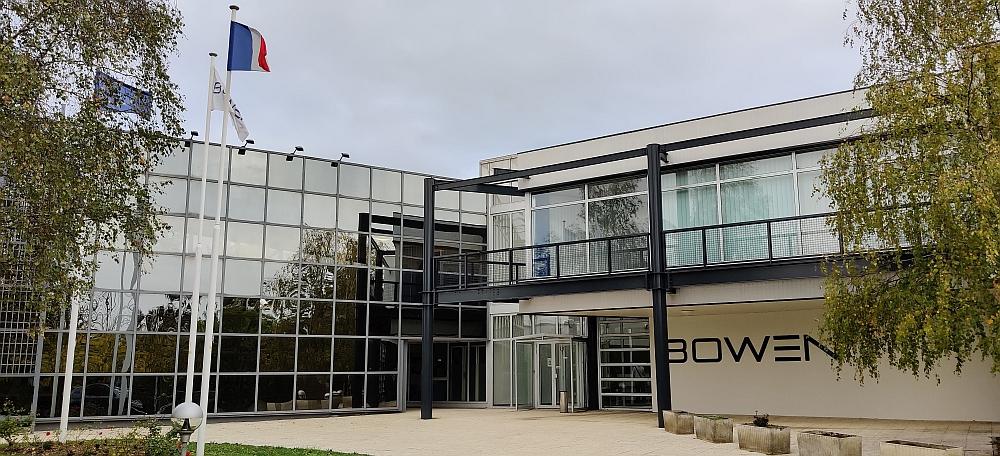 Centre R&D de Bowen aux Ulis (91)