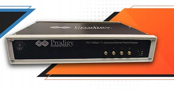 Analyseur PGY-100BASET1-PA de Prodigy Technovations