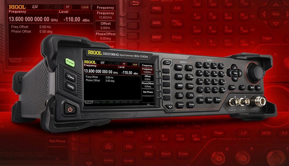 Générateur RF DSG3000B de Rigol