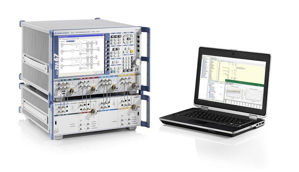 Solutions pour le test de radars AESA de Rohde & Schwarz