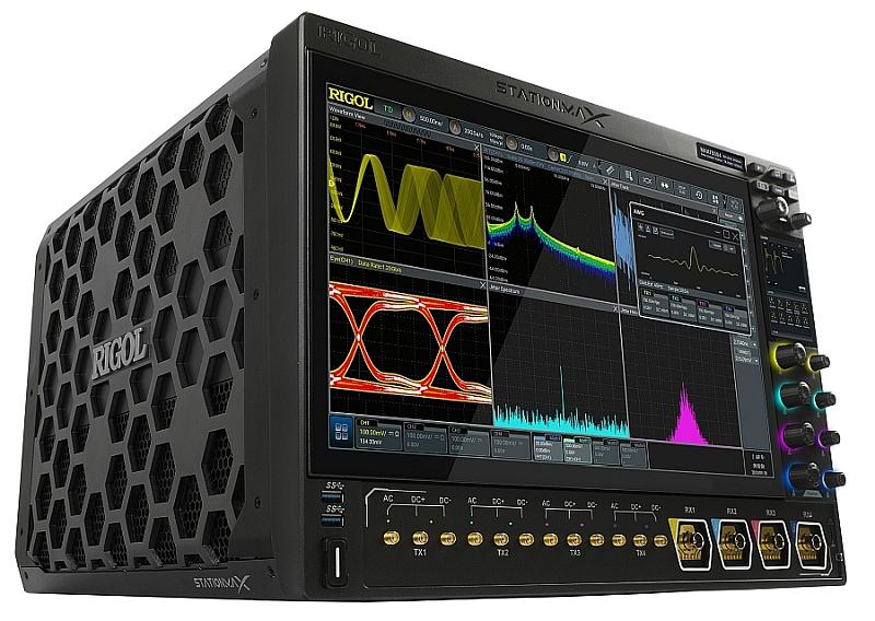 Instrument multi-voie StationMax de Rigol