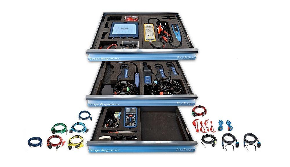 kit de test automobile PicoScope 4425A
