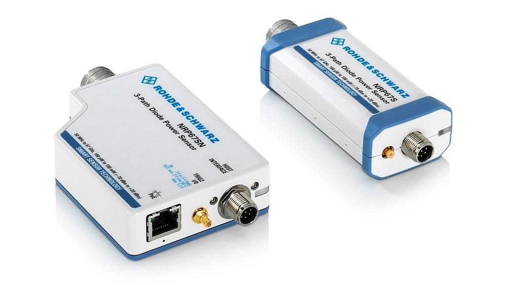 Sondes de puissance R&S NRP67S et R&S NRP67SN de Rohde & Schwarz