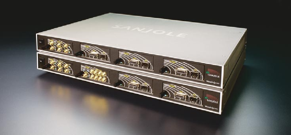 Système de test radio WaveJudge 5000 de Sanjole