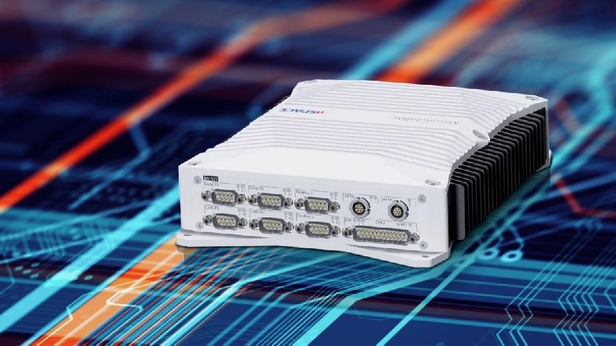 Système de prototypage MicroAutoBox III DS1521 de Dspace
