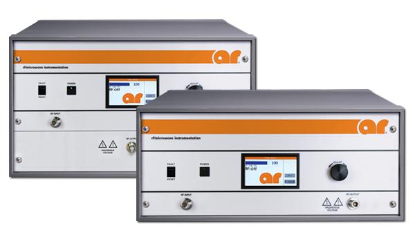 Amplificateurs 150U1000 et 250U1000A de AR RF Microwave Instrumentation