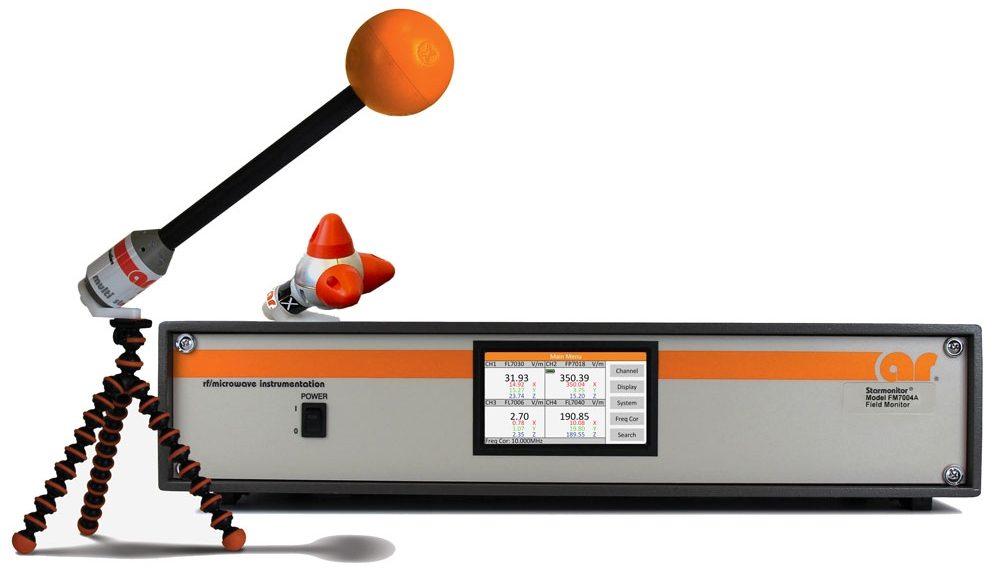 Sonde de mesure de champ électrique de la série FL8000 de AR RF/Microwave Instrumentation