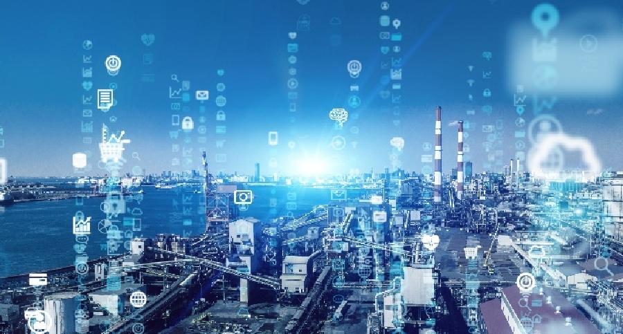Communication 5G dans l'industrie
