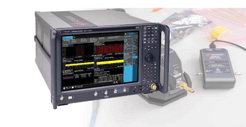 Analyseur de signaux N9042B UXA X-Series de Keysight