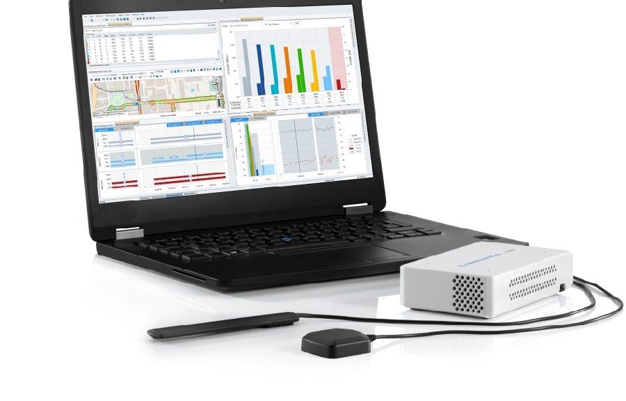Scanner compact de test R&S TSME6 de Rohde & Schwarz