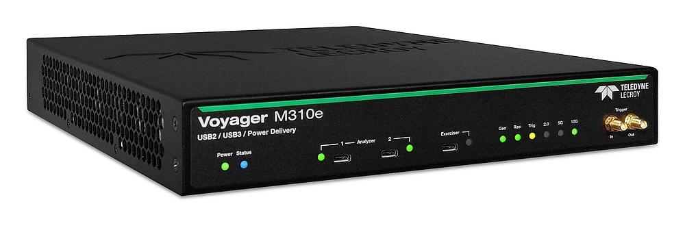 Analyseur USB Voyager M310e de Teledyne LeCroy