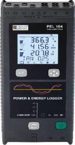 Enregistreur électrique PEL104 de Chauvin Arnoux