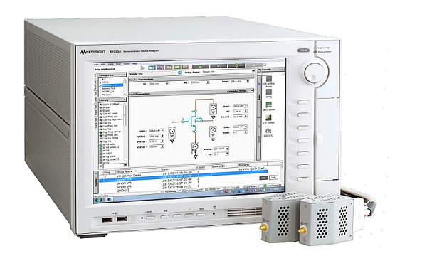Analyseur de paramètres semi-conducteurs B1505A de Keysight