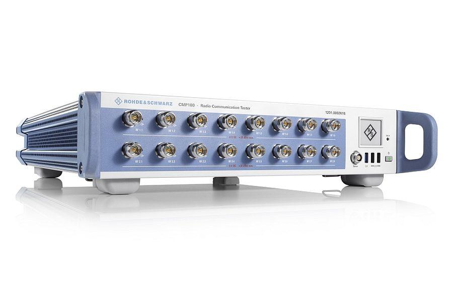 Testeur de radiocommunication R&S CMP180 de Rohde & Schwarz