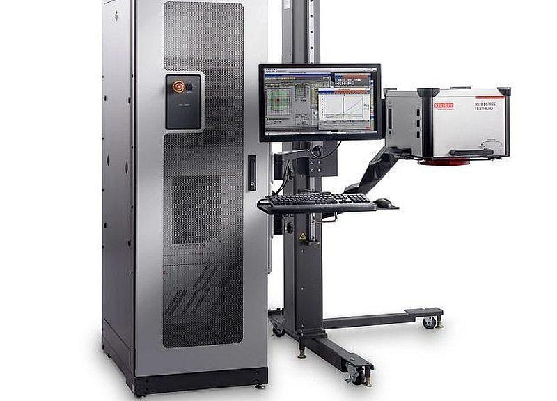 système de test paramétrique Keithley S530 de Tektronix