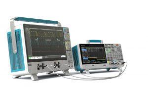 Générateur arbitraire AFG31000 avec oscilloscope MSO6 de Tektronix