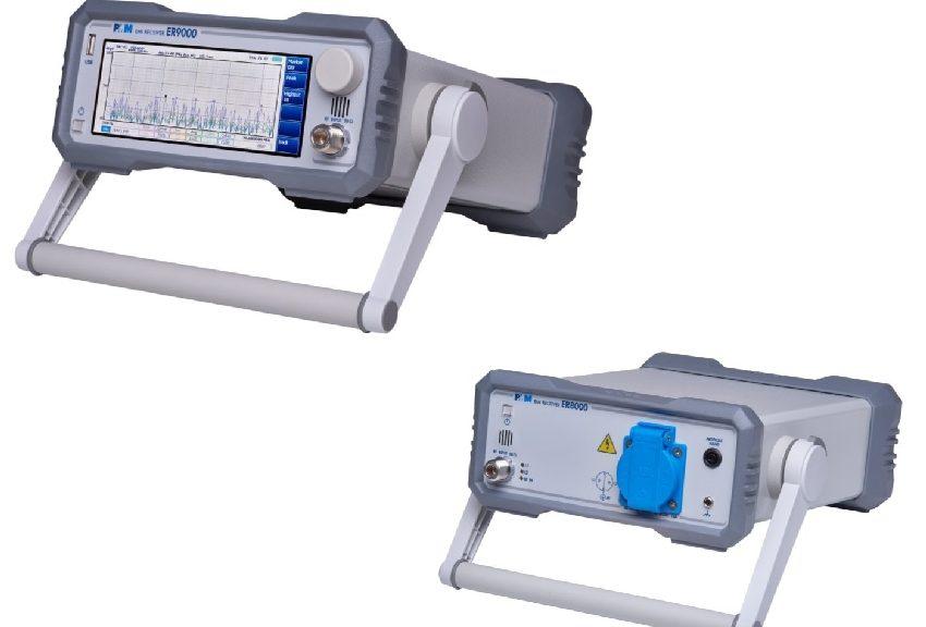 Récepteurs EMI PMM ER8000 et ER9000 de Narda